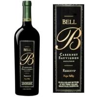Bell Cellars Reserve Napa Cabernet 2012