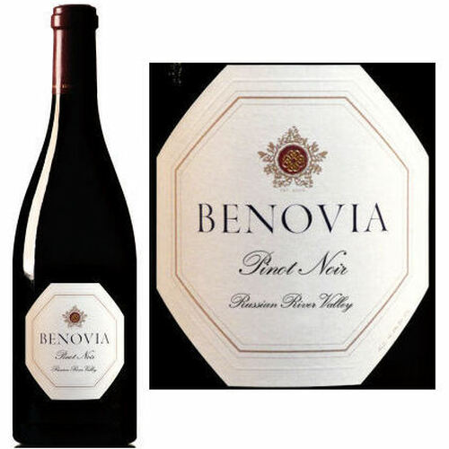 Benovia Russian River Pinot Noir 2018 Rated 93WE