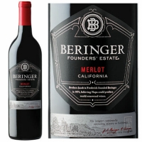 Beringer Founders' Estate California Merlot 2013