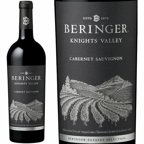 Beringer Knights Valley Cabernet 2018