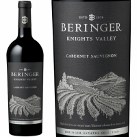 Beringer Knights Valley Cabernet 2013