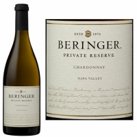 Beringer Private Reserve Napa Chardonnay 2013 Rated 90WS