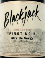 Blackjack Ranch Alix de Vergy Special Selection Pinot Noir 2006