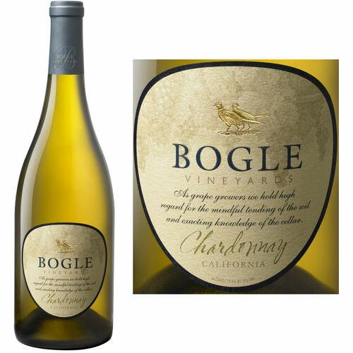 Bogle California Chardonnay 2018