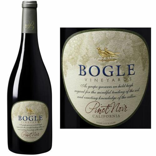 Bogle California Pinot Noir 2018