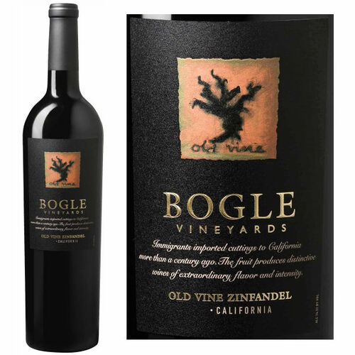 Bogle California Old Vine Zinfandel 2018
