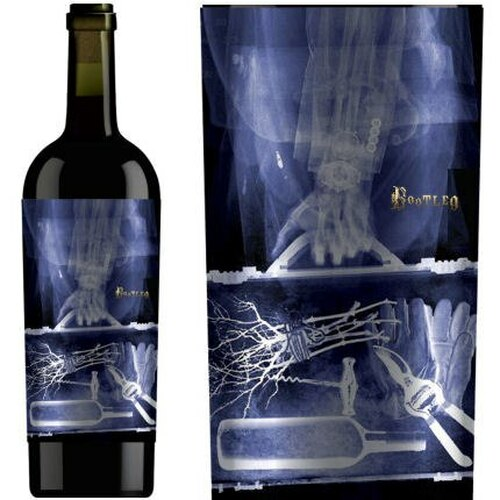Bootleg Napa Red Blend Red Blend 2016 Rated 91VM
