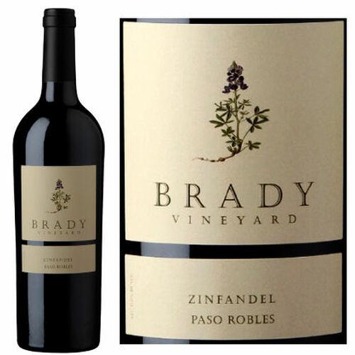 Brady Paso Robles Zinfandel 2019