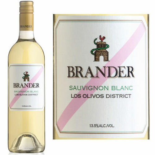 Brander Los Olivos District Sauvignon Blanc 2018