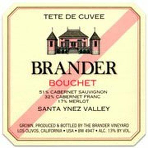Brander Santa Ynez Bouchet, Tete de Cuvee 2016