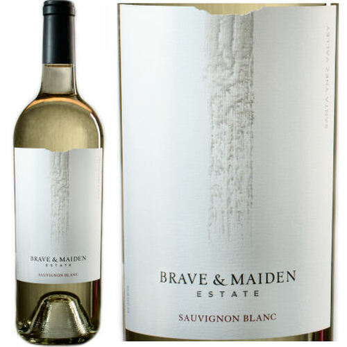 Brave & Maiden Estate Santa Ynez Sauvignon Blanc 2018
