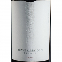 Brave & Maiden Union Santa Ynez Red Blend 2014