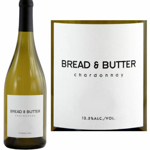 Bread & Butter California Chardonnay 2019