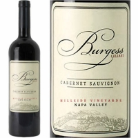 Burgess Cellars Estate Napa Cabernet 2012 Rated 93VM