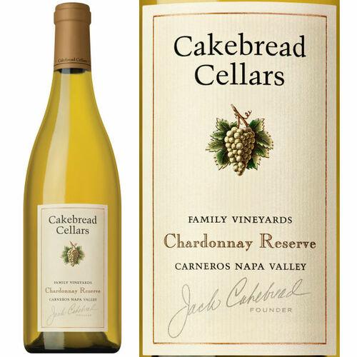 Cakebread Reserve Napa Chardonnay 2018