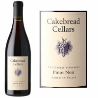 Cakebread Two Creeks Anderson Valley Pinot Noir 2018