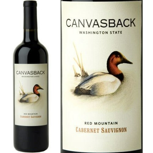 Canvasback Red Mountain Washington Cabernet 2016 Rated 92JS