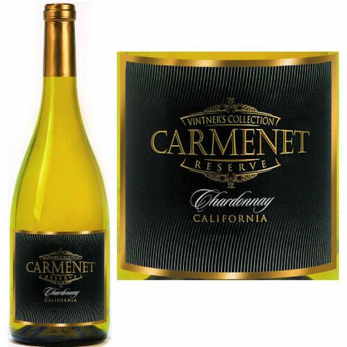 Carmenet Reserve California Chardonnay 2019