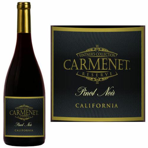 Carmenet Reserve California Pinot Noir 2017