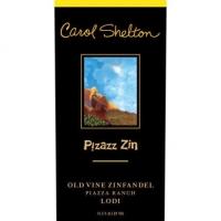 Carol Shelton Pizazz Zin Lodi Old Vine Zinfandel 2014