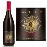 Carpe Diem Anderson Valley Pinot Noir 2012 Rated 90WS