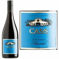 12 Bottle Case Cass Paso Robles Mourvedre 2018