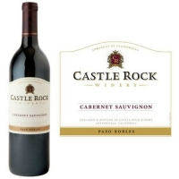 Castle Rock Paso Robles Cabernet 2013 Rated 96 DOUBLE GOLD