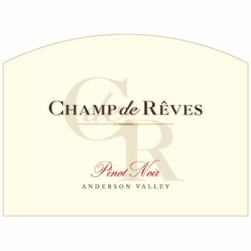 Champ de Reves Anderson Valley Pinot Noir 2012