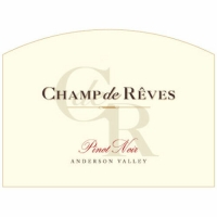 Champ de Reves Anderson Valley Pinot Noir 2012