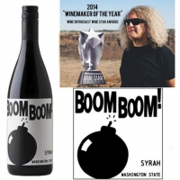 Charles Smith Columbia Valley Boom Boom! Syrah 2014