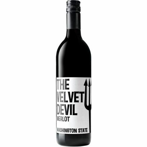 Charles Smith The Velvet Devil Merlot Washington 2018