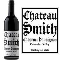 Chateau Smith Columbia Valley Cabernet Washington 2014