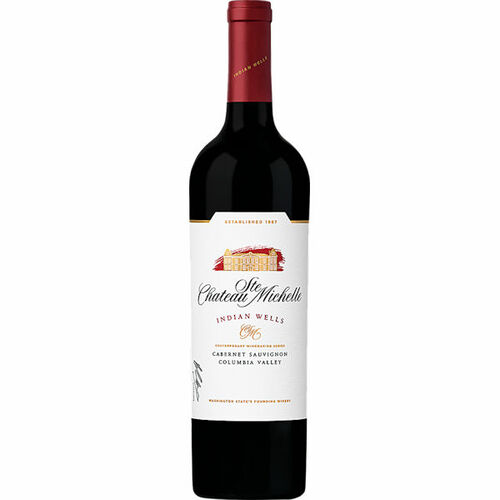 Chateau Ste. Michelle Columbia Valley Indian Wells Cabernet Washington 2018