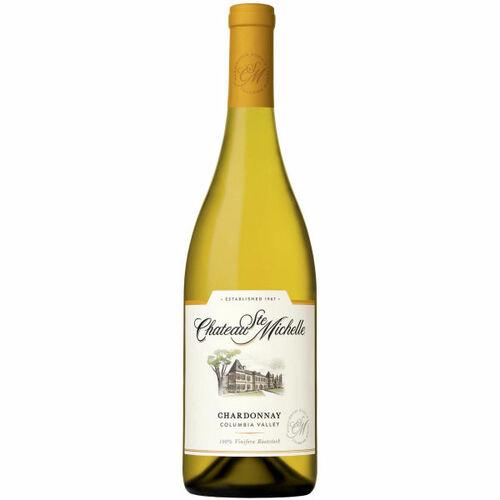 Chateau Ste. Michelle Columbia Washington Chardonnay 2019
