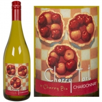 Cherry Tart by Cherry Pie Chardonnay 2013