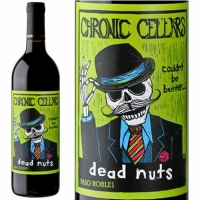 Chronic Cellars Dead Nuts Paso Robles Red Blend 2016