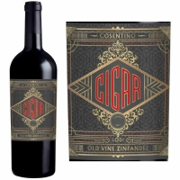 CigarZin California Old Vine Zinfandel 2014