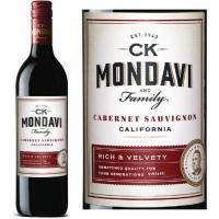 CK Mondavi California Cabernet NV