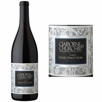 Claiborne & Churchill Classic Estate Edna Valley Pinot Noir 2014
