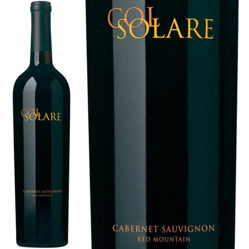 Col Solare Red Mountain Cabernet 2016 Rated 97JD