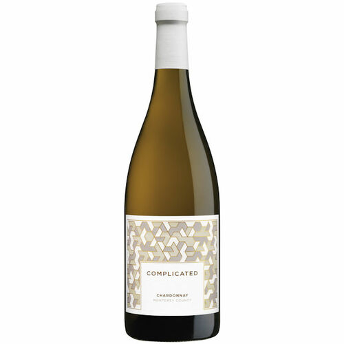 Complicated Sonoma Coast Chardonnay 2016