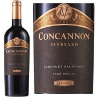 Concannon Paso Robles Cabernet 2014 Rated 91WE EDITORS CHOICE