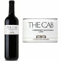 Cosentino The Cab Cabernet 2014