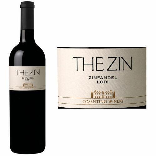 Cosentino The Zin Lodi Zinfandel 2017
