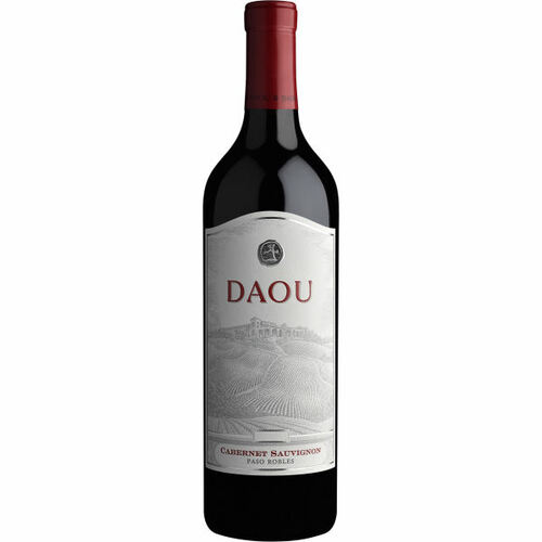 Daou Paso Robles Cabernet 2019 Rated 90-92WA