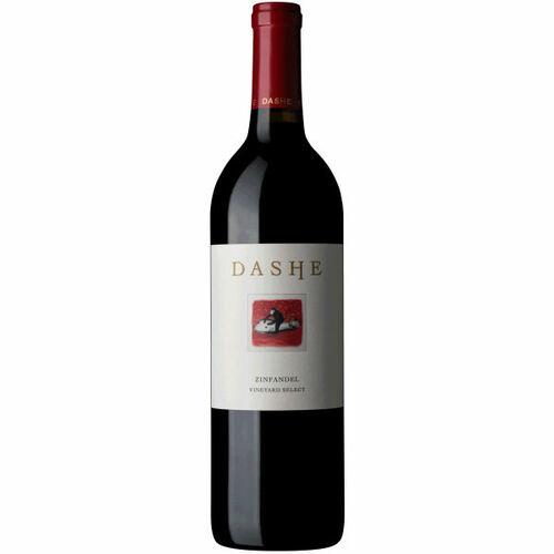 Dashe Cellars Vineyard Select California Zinfandel 2018