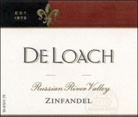 DeLoach Estate Russian River Zinfandel 2011