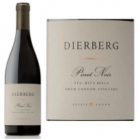 Dierberg Drum Canyon Vineyard Santa Rita Hills Pinot Noir 2013 Rated 94WA
