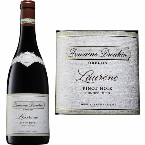Domaine Drouhin Laurene Dundee Hills Pinot Noir Oregon 2017 Rated 95JS