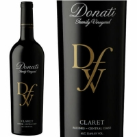 Donati Family Vineyard Paicines Central Coast Claret 2013